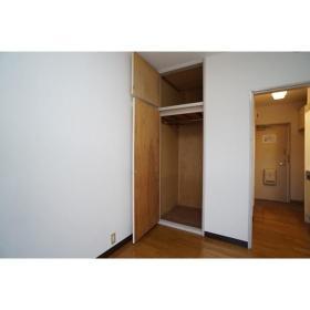 サンリバティ相模大野 203号室の収納