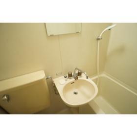 サンリバティ相模大野 203号室の洗面所