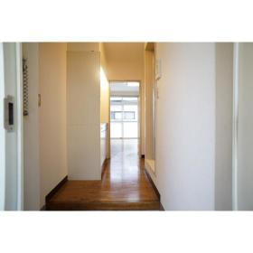 サンリバティ相模大野 203号室の玄関
