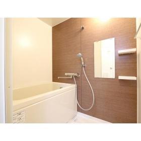 ガーデンクリア柳橋 203号室の風呂