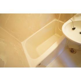 メゾン南林間6 206号室の風呂