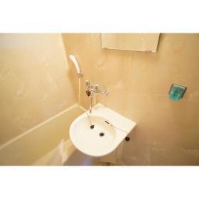 メゾン南林間6 206号室の洗面所