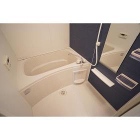 アストリット 201号室の風呂