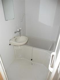 セゾン東林間 202号室の風呂