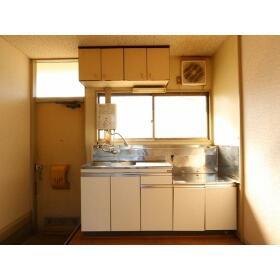 ことぶきコーポ 103号室のキッチン