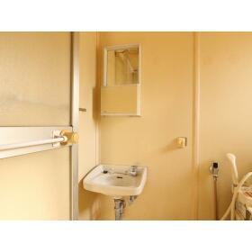 ことぶきコーポ 103号室の洗面所