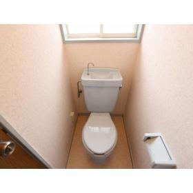 メゾン・エマーブル 101号室のトイレ