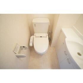 ドゥリームハウス 202号室のトイレ