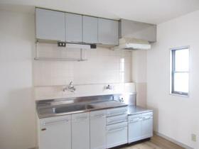 セゾンアキ 0202号室のキッチン