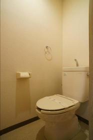 ボーンブン 106号室のトイレ