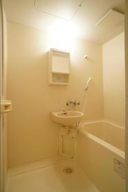 ボーンブン 106号室の風呂