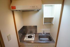 ボーンブン 106号室のキッチン