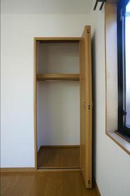 ボーンブン 106号室の収納