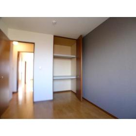 サンヒルズ 203号室の収納