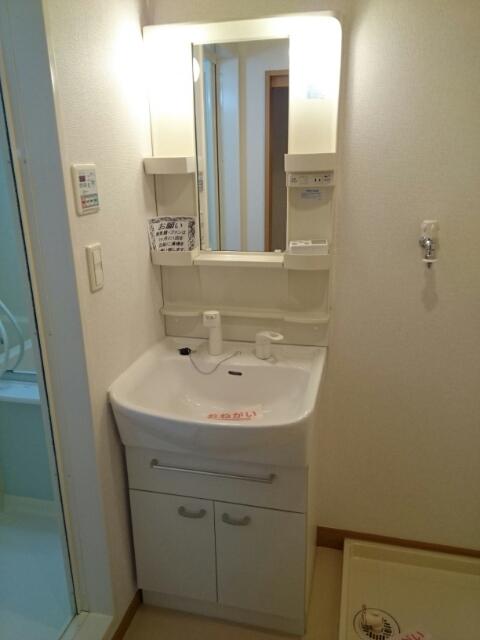アタラクシア 03190号室の洗面所