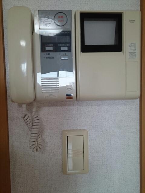 アタラクシア 03190号室のセキュリティ