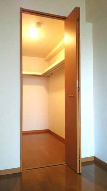 レガリア あかね台Ⅰ 03020号室の収納