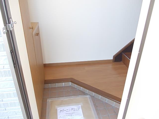 グラシュⅠ 02030号室のリビング