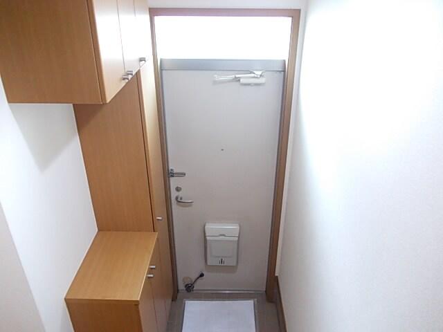 メゾンフロレスタ 02030号室のセキュリティ