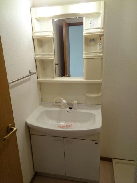 メゾントゥボヌ-ル 02010号室の洗面所