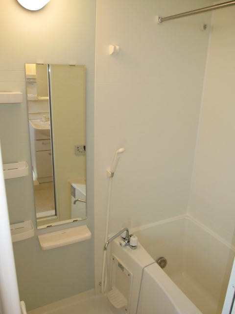 クレバーワンTHC 03010号室の風呂