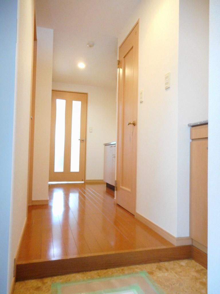 クレバーワンTHC 03010号室の玄関