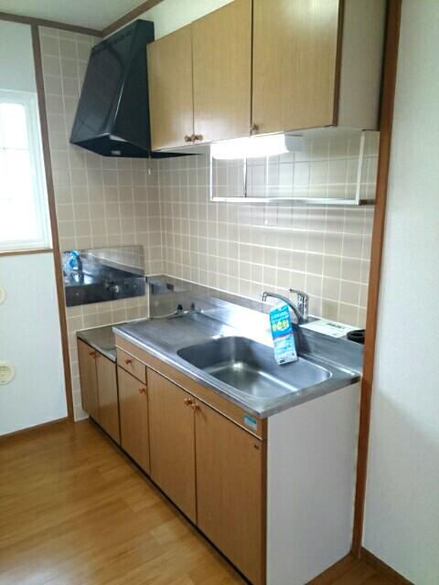 カーサ参番館 02020号室のキッチン