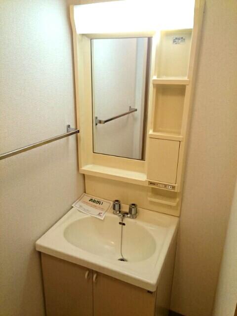 カーサ参番館 02020号室の洗面所
