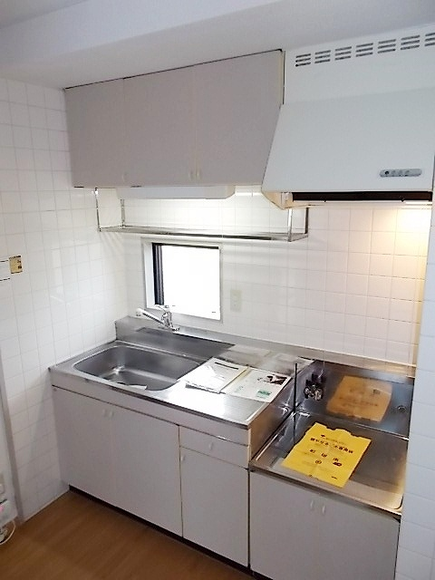 HILLS MACHIDA 02030号室のキッチン