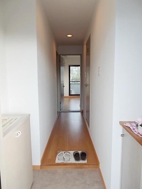 HILLS MACHIDA 02030号室の玄関