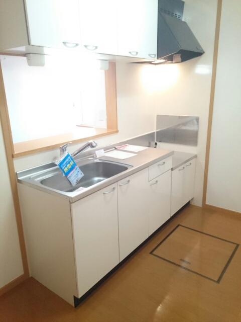フィオーレA 01020号室の風呂