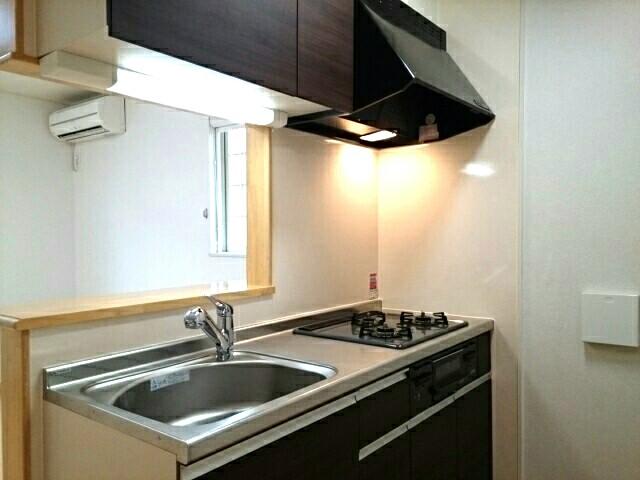 スリールダンジュⅡ 02040号室のキッチン