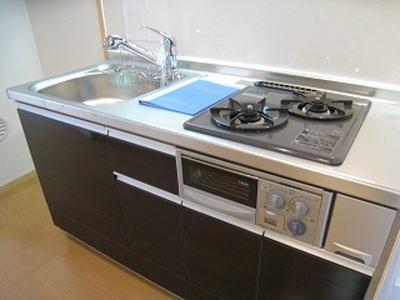 アイリス 03060号室のキッチン