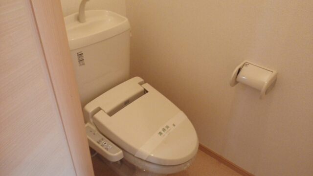 ブル アルベロ 02020号室のトイレ
