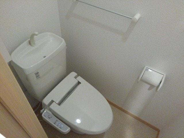 レーヴ ダンジュ Ⅰ 01010号室の洗面所