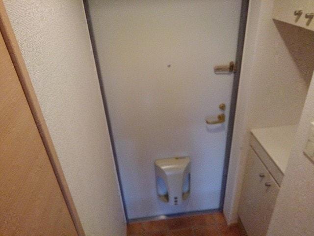レーヴ ダンジュ Ⅰ 01010号室のトイレ