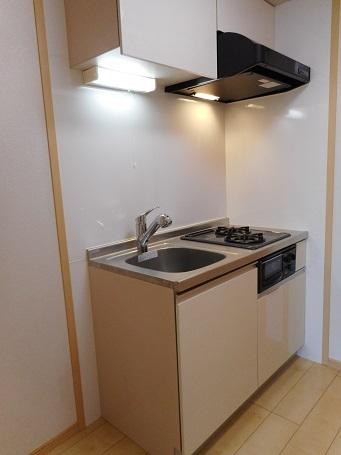 レーヴ ダンジュ Ⅰ 03030号室のキッチン
