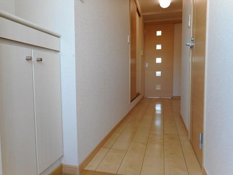 レーヴ ダンジュ Ⅰ 03030号室の玄関