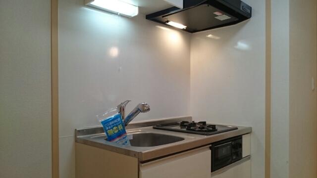 レーヴ ダンジュ Ⅱ 03030号室のキッチン