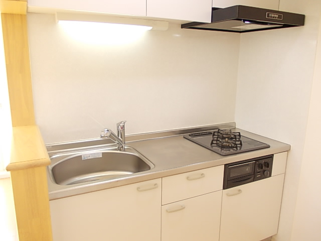 パルデフォンド 01020号室のキッチン