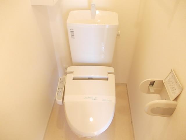 パルデフォンド 01020号室のトイレ