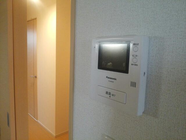 アムールB 02010号室のセキュリティ