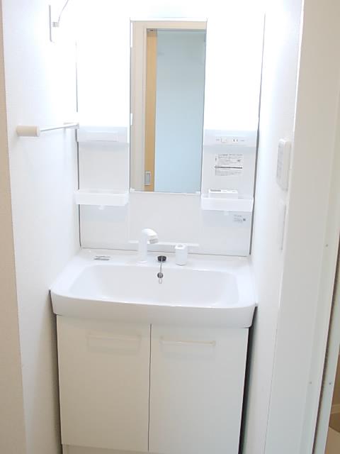 ソルテ・カトレア 03030号室の洗面所
