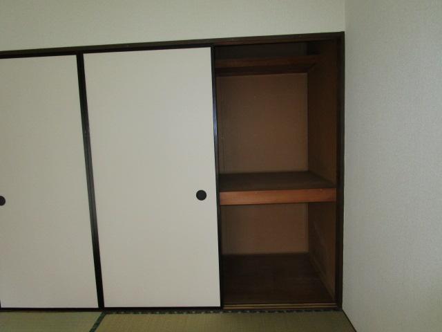 成江ビレッジ 105号室の収納