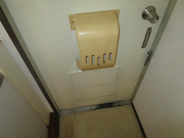 成江ビレッジ 105号室の玄関