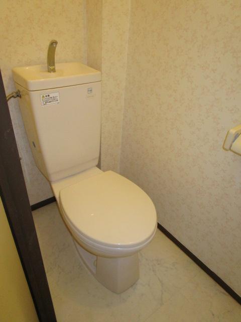 成江ビレッジ 105号室のトイレ
