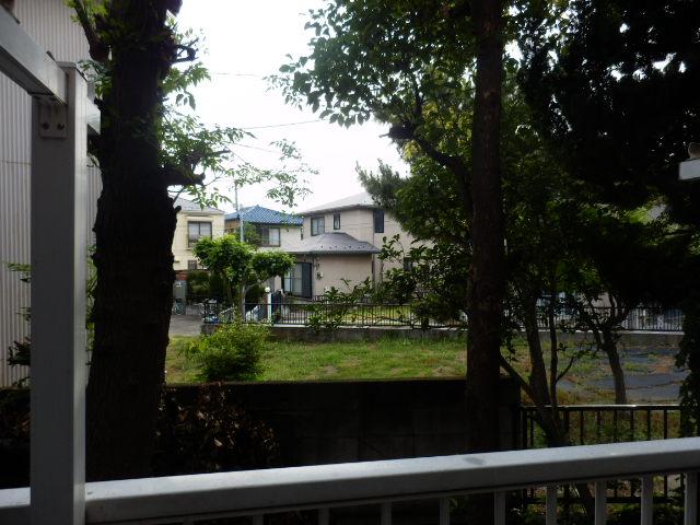 シルクハウス 102号室の眺望