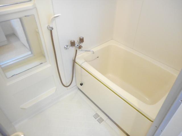 エミネンス夏見台 202号室の風呂