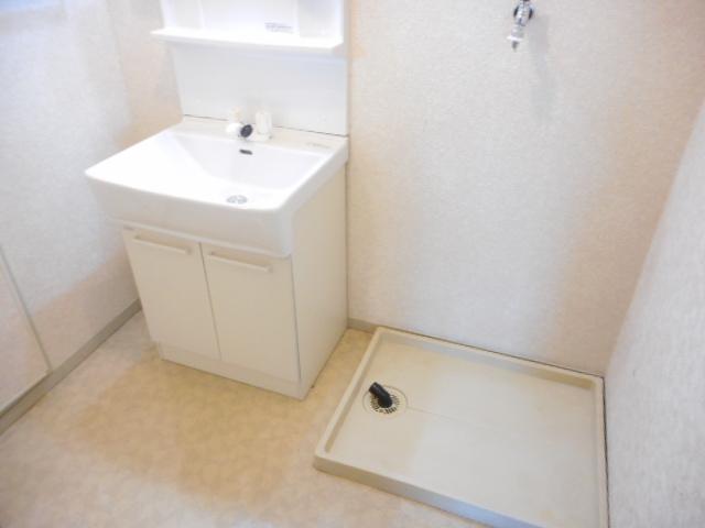 エミネンス夏見台 202号室の洗面所
