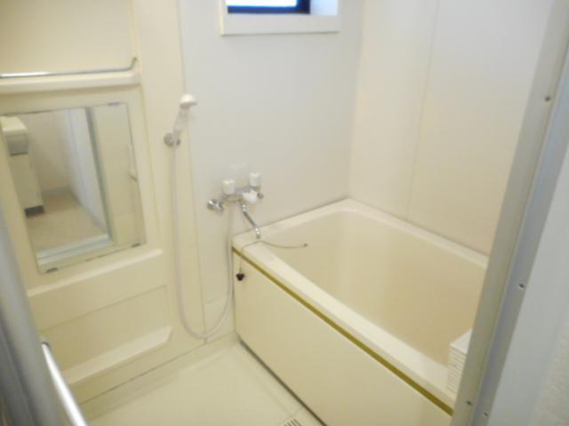 エミネンス夏見台 205号室の風呂